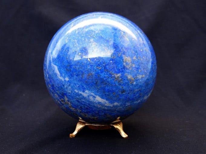 Lapis lazuli geneeskracht
