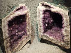 Amethist geode vormen