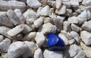 Lapis Lazuli spirituele steen