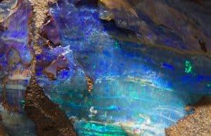Geschiedenis van de opaal