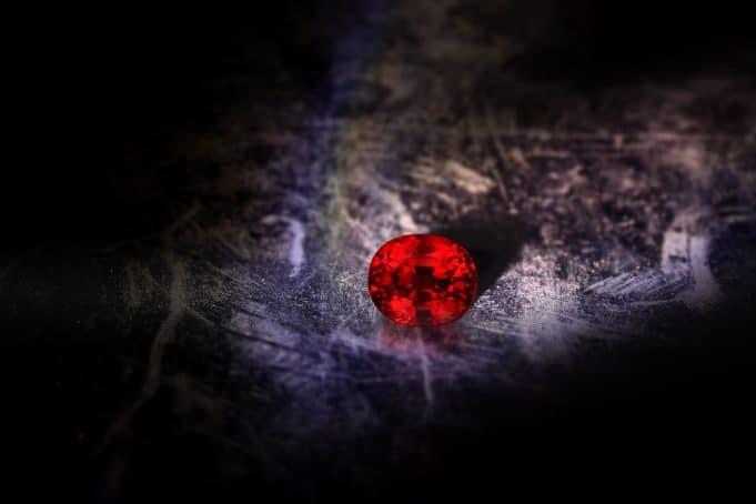 Geschiedenis van de robijn