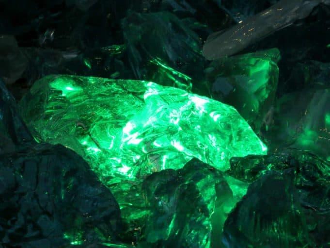 Geschiedenis van de smaragd