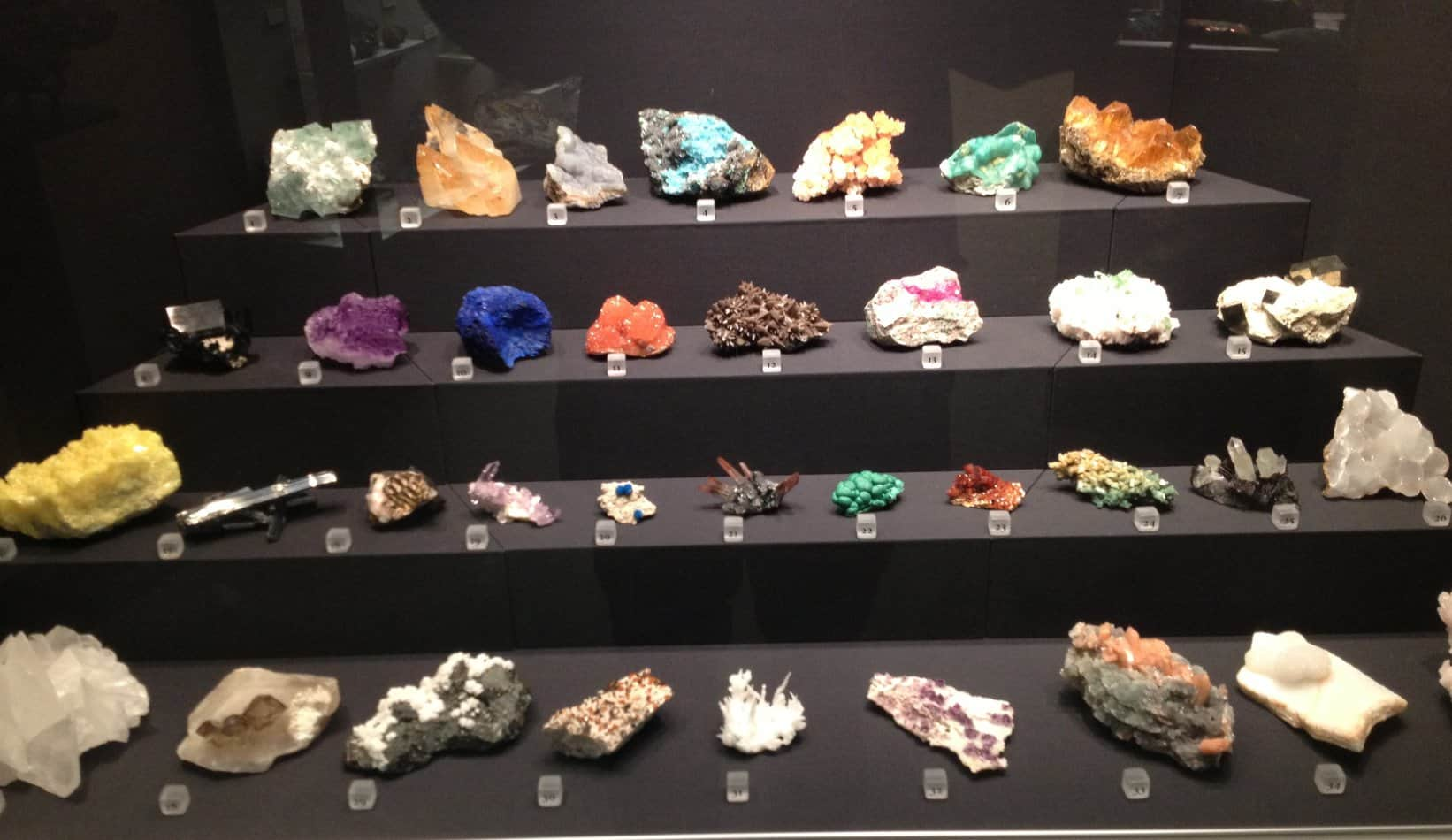 wat zijn mineralen