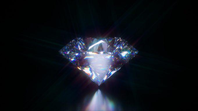 Geschiedenis van de diamant
