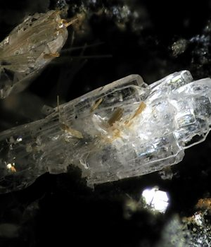 nieuwe mineralen